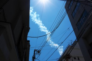 飛行機雲P210721_0198