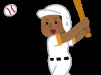 sports_baseball_woman_black