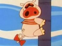 豚もおだてりゃ木に登る